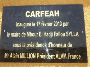 «La Vie en Marche» au Sénégal…suite