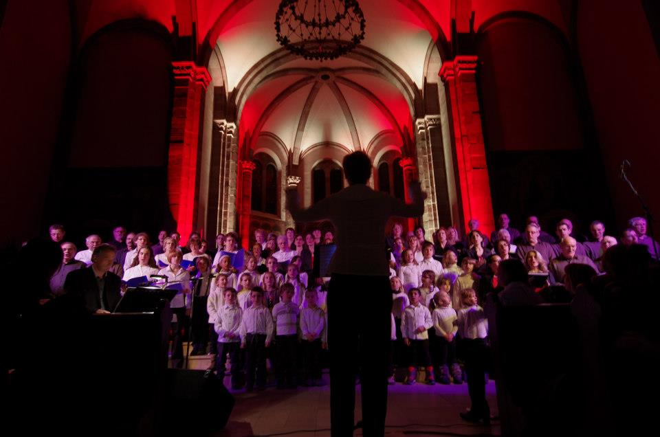 Concerts de Noël 2012 à Dambach-La-Ville
